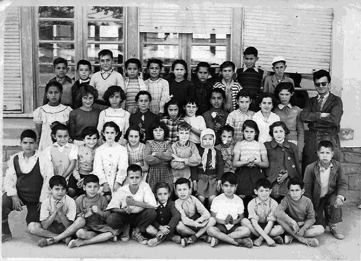 Photo- Elèves - Ecole Jules Ferry - Oujda - Maroc