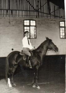 Centre d'équitation de Sidi Bel Abbès le 31 Octobre 1968